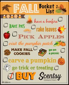 Fall Bucket List: Order your SCENTSY today! https://stephaniegalvan.scentsy.us…