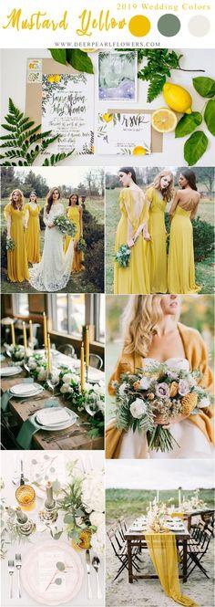 Top 10 Ideen für Hochzeitsfarbschemata für 2019 Trends #hochzeitsfarbschemata #ideen #trends