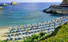 Lygaria beach in Agia Pelagia