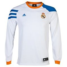Real Madrid Basketball Shooter Top White