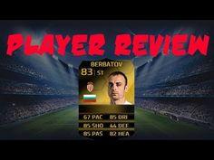 IF Berbatov (83) Player Review