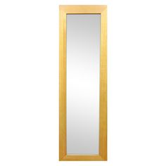 Wooden Full Length Mirror | Dunelm