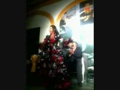Flamenco at a Sherry Bodega