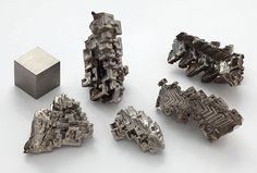 File:Bismuth crystals and 1cm3 cube.jpg