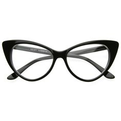 New zeroUV - Super Cat Eye Glasses Vintage Inspired Mod Fashion Clear Lens Eyewear (Black) sold by zeroUV Fashion Eye Glasses, Cat Eye Glasses, Vintage Inspired Fashion, Mod Fashion, Vintage Fashion, 1950s Fashion, Womens Fashion, Fashion Boots, Runway Fashion