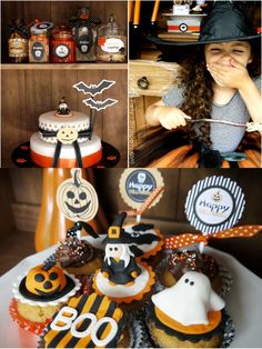 Party Printables | Party Ideas | Party Planning | Party Crafts | Party Recipes | BLOG Bird's Party: Halloween: A Wicked, Witch's Potion Cupb...