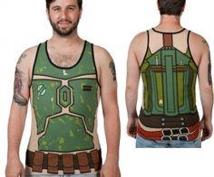 Star Wars Boba Fett Tank Top