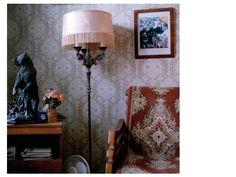 Lamp Bear and a Chair - Olga Chagaoutdinova