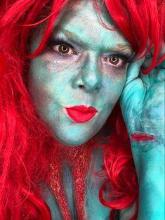 Horror Makeup, Daenerys Targaryen, Game Of Thrones Characters, Fictional Characters, Art, Art Background, Kunst, Performing Arts, Scary Makeup