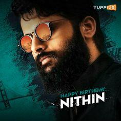 #HBDNithiin Wishing the #Tollywood actor #Nithiin a very Happy Birthday
