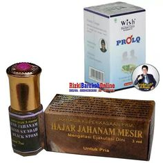 Paket Promo Wishboyke ProLQ - Hajar Jahanam Black Stone IDR 260.000,- SMS/WA 085643383008 - BB 260745E0