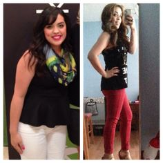 Results in just 2 Months from ItWorks Thermofit, Fat Fighters, Body Wraps, and GREENS!!! http://shekinahk.myitworks.com