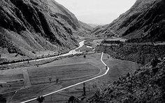La Valle del Mis prima della diga Belluno Dolomiti Veneto Italia