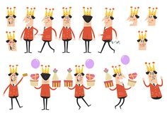 Midas Card Animation by Peter Donnelly, via Behance