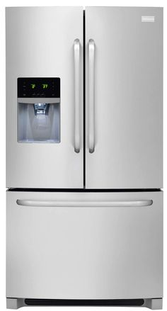 Exceptionnel Good Fit: 33 Inch Wide French Door Refrigerator With Accu Chill™ System    22 Cu. Ft. | Kitchen Appliances | Pinterest | French Door Refrigerator, ...