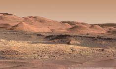 Stunning new panorama of the foothills of Mount Sharp on Mars  http://planetaria.ca/2018/03/15/stunning-new-panorama-foothills-mount-sharp-mars/