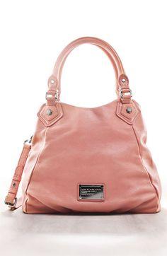 Blush Marc by Marc Jacobs Handbag......love this bag