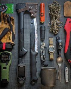Bushcraft Backpack, Bushcraft Kit, Bushcraft Camping, Camping Survival, Survival Equipment, Survival Tools, Survival Prepping, Emergency Preparedness, Outdoor Survival Gear