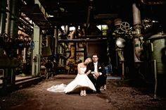 Hochzeitsfotos Landschaftspark Duisburg