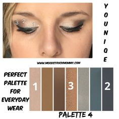 Younique Addiction Palette 4