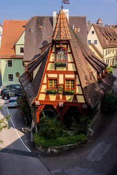 Specific Corner - Rothenburg, Germany