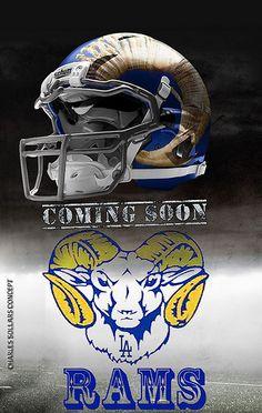 Rams Helmet 3