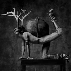 from 'Chessmen' series by Erwin Olaf (1988)