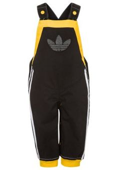 adidas Originals - I PENGUIN - Salopette - noir