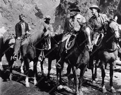 photo Randolph Scott Joel McCrea Mariette Hartley cast Ride the High Country 667-30