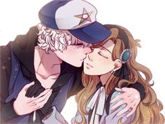 Tano's Art Blog • I have a dream Where Gideon actually has a little...