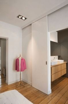 Brilliant Sliding Doors Designs Ideas For You Sliding Door Design, Sliding Doors, Sliding Wall, Room Interior, Interior Design Living Room, Pole Barn House Plans, Indoor Doors, Metal Building Homes, Bathroom Doors