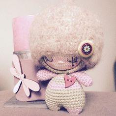 New work of the weekend  #handmade #handwork #crochet #crochetdoll #crochetdolls #crochetoy #crocheters #dolls #dollfie #woolbyme #littleinspiringsoul #instagramcrocheters #cottondolls #cottonyarn #babydoll #amigurumi #crochetaddict