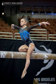 "usagymnastics: "" Olivia Dunne (ENA Paramus) 2017 P&G Jr. All About Gymnastics, Gymnastics Images, Gymnastics Poses, Gymnastics Photography, Sport Gymnastics, Artistic Gymnastics, Olympic Gymnastics, Rhythmic Gymnastics, Dance Photography"