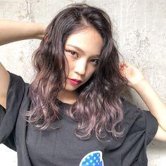 Kawaii Hairstyles, Cool Hairstyles, Medium Hair Styles, Long Hair Styles, Pink Hair, Dyed Hair, Hair Cuts, Hair Color, Dreadlocks