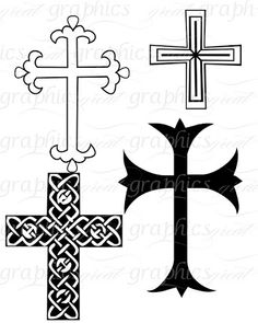 christian crosses images - Google Search