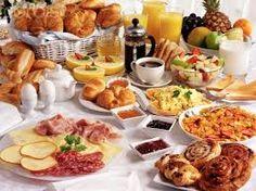 Resultado de imagem para mesa de café da manhã