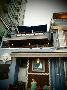 The Boathouse, Stanley, Hong Kong