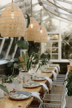 Exotic plants and greenhouse weddings are a match made in heaven! From the minimalist line art on the earth toned invitations to the monstera leaf cake, this inspiration is just what the doctor ordered. Floral Backdrop, Floral Garland, Wedding Reception Centerpieces, Flower Centerpieces, Winter Wedding Flowers, Boho Wedding, Wedding Ideas, Modern Greenhouses, Flower Factory