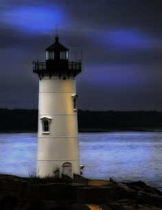 Portsmouth Lighthouse, New Hampshire pinned with Pinvolve - pinvolve.co