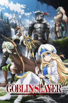 ⭐️⭐️⭐️⭐️ I dont know about yall but this has got to be one of the cruelest anime I have ever seen Disney Marvel, Digimon, Boruto, Neko, Goblin Slayer Meme, Reference Manga, Les Gobelins, Poster Anime, Animes To Watch