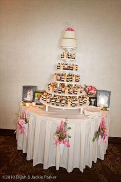 Dessert Shooter Cake! Cake Shooters, Dessert Shooters, Summer Wedding, Minis, Real Weddings, Wedding Stuff, Party Ideas, Baby Shower, Desserts