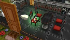 Sims freeplay vampire toddler Sims Free Play, My Sims, Games, Outdoor Decor, Home Decor, Gaming, Interior Design, Toys, Home Interior Design