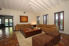 662 Glenridge #KeyBiscayne Living Room
