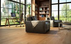 For more than 35 years, Mercier Wood Flooring has been providing high quality hardwood flooring. Browse among our products and find the one that suits your home. Kitchen Reno, Decoration, Hardwood, Divider, Flooring, Inspiration, Furniture, House Ideas, Living Room