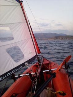 Gumotex Solar Sailing