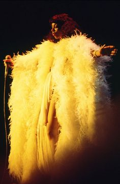 DONNA SUMMER, 1977 and I got to see her in concert she was amazing!