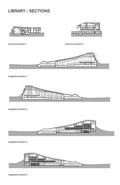 eisenman of course -> library, the city of culture