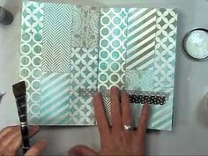 Change: Art Journaling Series with Shari Carroll! - YouTube