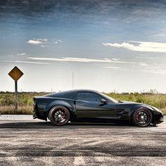 Who likes this Corvette?