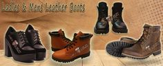 Genuine Leather Men,s and Ladies Boots Original Products Available in stock  URL: www.helderclothing.com Email: info@helderclothing.com Contact: 0092-321-6118119